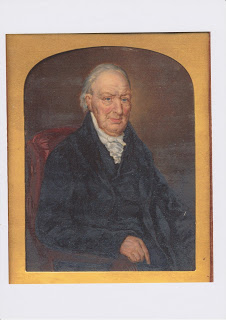 John Williams painted at Sandhill House