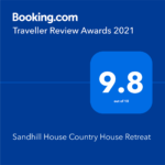 Booking.com 2021 award